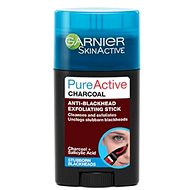 GARNIER PureActive Charcoal Anti-Blackhead Exfoliating Stick 50 ml
