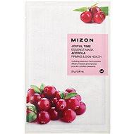 MIZON Joyful Time Essence Mask Acerola 23 g - Arcpakolás
