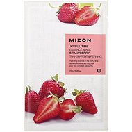 MIZON Joyful Time Essence Mask Strawberry 23 g - Arcpakolás