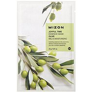 MIZON Joyful Time Essence Mask Olive 23 g - Arcpakolás