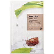 MIZON Joyful Time Essence Mask Snail 23 g - Arcpakolás