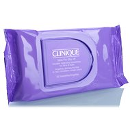 Arctörlő kendő CLINIQUE Take The Day Off Micellar Cleansing Towelettes For Face & Eyes 50 ks - Odličovací ubrousky