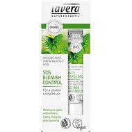 LAVERA SOS Blemish Control Mint 15 ml - Arcápoló gél