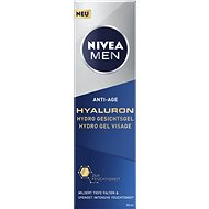 NIVEA MEN Hyaluron Anti-Age Face Gel 50 ml - Férfi arcápoló gél