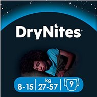 HUGGIES Dry Nites Nagy 8-15 év Fiú (9 db) - Pelenka