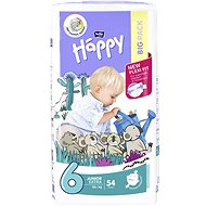 BELLA Baby Happy 6 Junior extra méret (54 db) - Pelenka