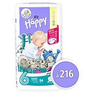 BELLA Baby Happy Junior Extra, 6-os méret (216 db) - Pelenka