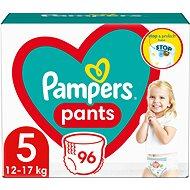 PAMPERS Pants Junior 5-ös méret (96 db) - Mega Box - Bugyipelenka