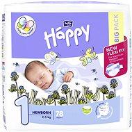 BELLA Baby Happy méretét. 1 New Born (78 db) - Pelenka