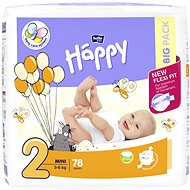 BELLA Baby Happy 2-es méret - Mini (78 db) - Pelenka