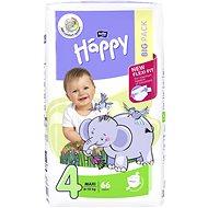 Bella Baby Happy 4-es méretű. Maxi  (66 db) - Pelenka