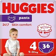 HUGGIES Pants Jumbo 4-es méretű nadrágpelenka - (36 db) - Bugyipelenka