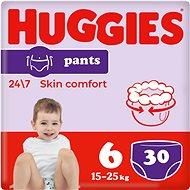 HUGGIES Pants Jumbo 6-os méretű nadrágpelenka - (30 db) - Bugyipelenka