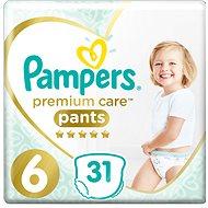 PAMPERS Pants Premium Care méret 6 (31 db)