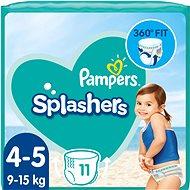 PAMPERS Splashers 4/5-ös méret (9-15 kg) 11 db - Úszópelenka