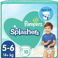 PAMPERS Splasher 5 méret (10 db) - Úszópelenka