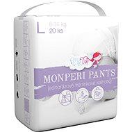 MonPeri Pants L-es méret (20 db) - Bugyipelenka