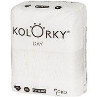 KOLORKY DAY NATURE XL-es méret (17 db) - Öko pelenka