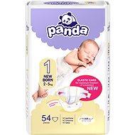 PANDA New born méret: 1 (54 db) - Pelenka