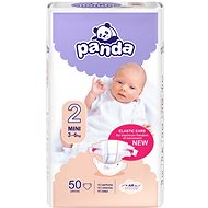 PANDA Mini méret: 2 (50 db) - Pelenka