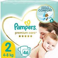 PAMPERS Premium Care méret: 2 (46 db) - Pelenka