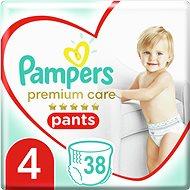 PAMPERS nadrág Premium Care Maxi 4-es méret (38 db) - Bugyipelenka
