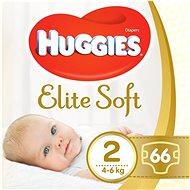 HUGGIES Elite Soft 2-es méret (66 db)