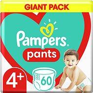 PAMPERS Pants, mérete 4+, (60 db)