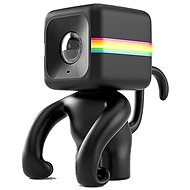 Polaroid Mr. Monkey fekete - Állvány