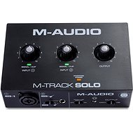M-Audio M-Track SOLO - Külső hangkártya
