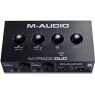 M-Audio M-Track DUO - Külső hangkártya