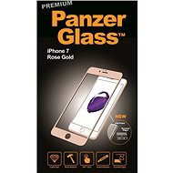 PanzerGlass 7 Premium iPhone Pink arany - Képernyővédő