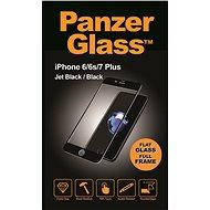 PanzerGlass Edge-to-Edge az Apple iPhone 6 / 6s / 7 Plusz fekete (CaseFriendly)