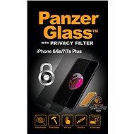 PanzerGlass Standard Privacy Apple iPhone 6/6s/7/8 Plus - Képernyővédő