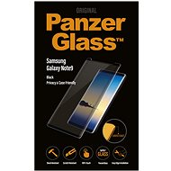 PanzerGlass Premium Samsung Galaxy Note 9 készülékhez fekete Case Friendly Privacy