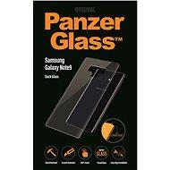 PanzerGlass Edge-to-Edge Samsung Galaxy Note9 készülékhez, üveg a telefon hátsó részéhez