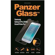 PanzerGlass Edge-to-Edge Samsung Galaxy J2 Pro (2018) készülékhez, víztiszta - Képernyővédő