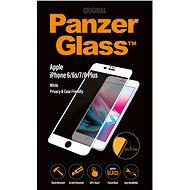 PanzerGlass Edge-to-Edge Privacy Apple iPhone 6/6s/7/8 Plus készülékhez - fehér