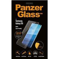 PanzerGlass Premium védőüveg Samsung Galaxy S10 készülékhez, fekete - Képernyővédő
