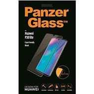 PanzerGlass Edge-to-Edge Huawei P30 lite-hoz, fekete - Képernyővédő