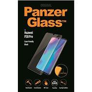 PanzerGlass Premium Huawei P30 Pro-hoz, fekete - Képernyővédő