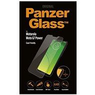 PanzerGlass Standard Motorola Moto G7 Power készülékhez, vízitszta - Képernyővédő