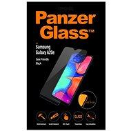 PanzerGlass Edge-to-Edge Samsung Galaxy A20e készülékhez, fekete - Képernyővédő