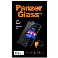 PanzerGlass Edge-to-Edge Sony Xperia 1 készülékhez, fekete - Képernyővédő