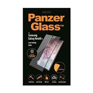 PanzerGlass Premium Samsung Galaxy Note 10+ készülékhez, fekete - Képernyővédő