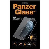 PanzerGlass Standard Apple iPhone X/Xs/11 Pro készülékhez, átlátszó - Képernyővédő