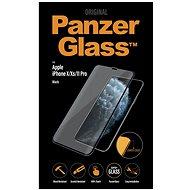 PanzerGlass Premium Apple iPhone X/Xs/11 Pro készülékhez, fekete - Képernyővédő