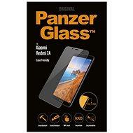 PanzerGlass Edge-to-Edge Xiaomi Redmi 7A készülékhez, átlátszó - Képernyővédő