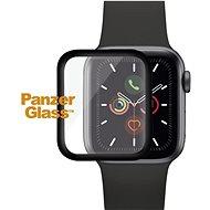 PanzerGlass SmartWatch - Apple Watch 4/5 (40 mm) készülékekhez, fekete színű - Képernyővédő