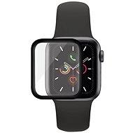 PanzerGlass SmartWatch - Apple Watch 4/5 (44 mm) készülékekhez, fekete színű - Képernyővédő